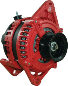 "ATDF Alternator, Dual Foot (3.15""), IsoGrd"