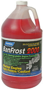 Ban Frost 2000 Gallons