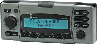AM/FM STEREO W/MP3/BLUETOOTH/SIRIUS READY (POLY-PLANAR)