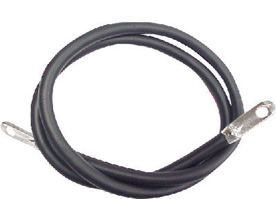 18-8853 Battery Cable Black 4 Ga