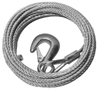 7/32 X 50 Winch Cable F/912