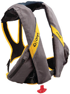A/M-24 Deluxe Automatic/Manual Inflatable Life Jacket