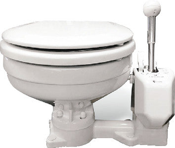 Fresh Head Manual Toilet, Household Size