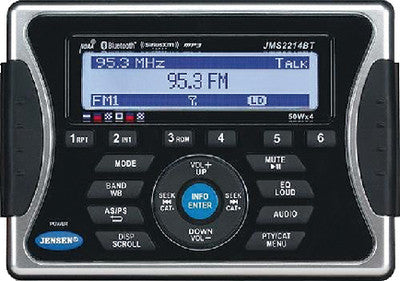 AM/FM/WB/USB Sirius Ready Bluetooth<sup>®</sup> Stereo