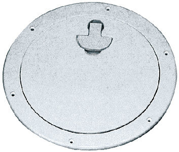 "Deck Plate 10"" locking Stark White"