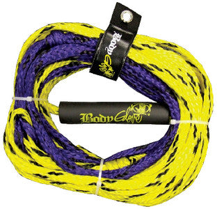 2 Person Tube Rope w/Spool