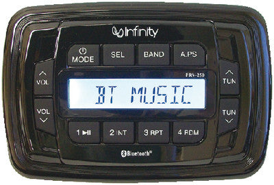 AM/FM/USB Bluetooth<sup>®</sup> Multimedia Stereo