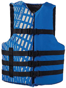 Adult Universal Nylon Water Sports Vest, Oversized