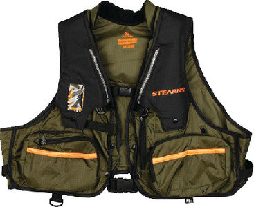1248 Adult Inflatable Fishing/Hunting Vest