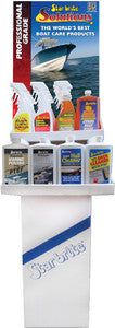 Star Brite Solutions Boat Care Display