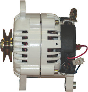 "Alternator, Dual Foot (3.15""), IsoGrd"