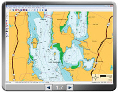 Hotmaps Lake Explorer DVD