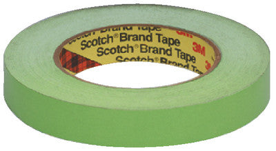 #256 Lime Green Tape 3/4