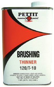 120/T-10Q Brushing Thinner-Qt