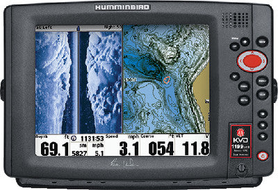 1199ci HD SI Fishfinder/GPS/Chartplotter w/Side & Down Imaging<sup>&reg;</sup> - Kevin VanDam Edition