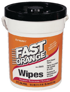 Fast Orange<sup>®</sup> Hand Cleaner Wipes