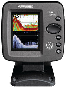 346C DI Dual Beam Color Fishfinder w/Down Imaging