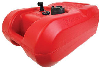 6 Gallon International Non EPA Certified Fuel Tank w/Gauge