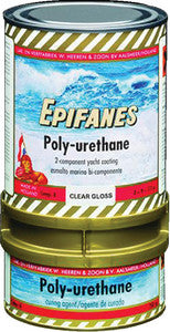 2-Part Clear Gloss Polyurethane