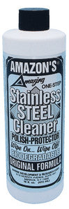 Stainless Steel Cleaner/Protectant, Pint