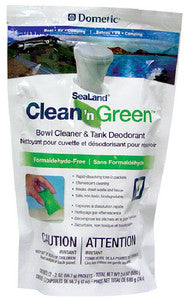 Clean N Green Bucket, 75ea 2 oz. Packages