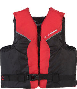 Youth Paddlesports Vests, Red