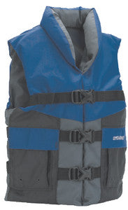 Youth Sport Vest, Blue