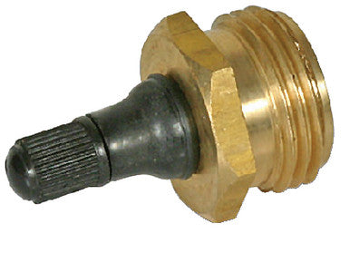 Brass Blow Out Plug