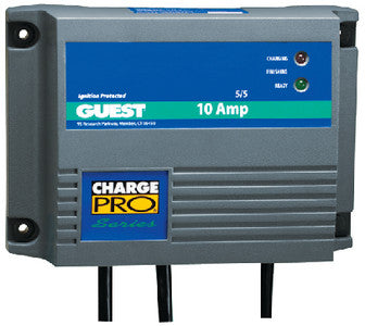 10Amp Battery Charger 2 Out Put