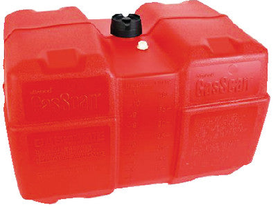 12 Gallon International Non EPA Certified Fuel Tank w/Gauge