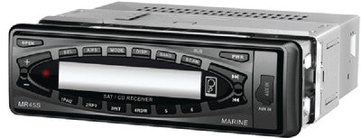 Cd/Am/Fm Marine Stereo White
