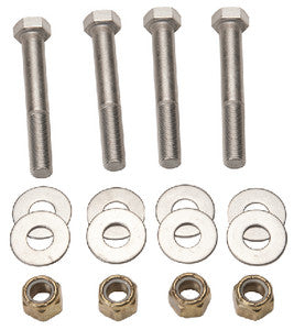 Jack Plate Mounting Bolt Kit, 4-1/2""