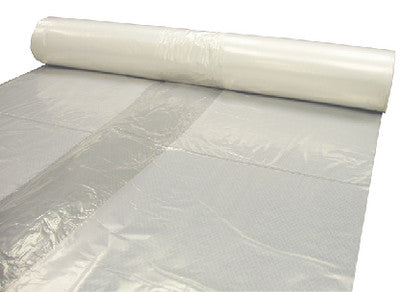 1.5 Mil Clear Plastic Sheeting