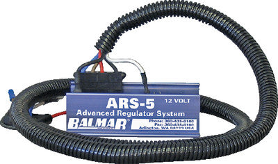 ARS-5 Advanced Multi Stage Regulator, 12V w/o Harness