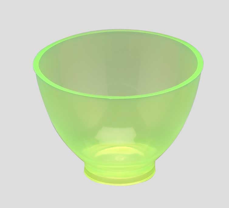 1531LG : Candeez Lime/Green Scented Flexible Mixing Bowls Large