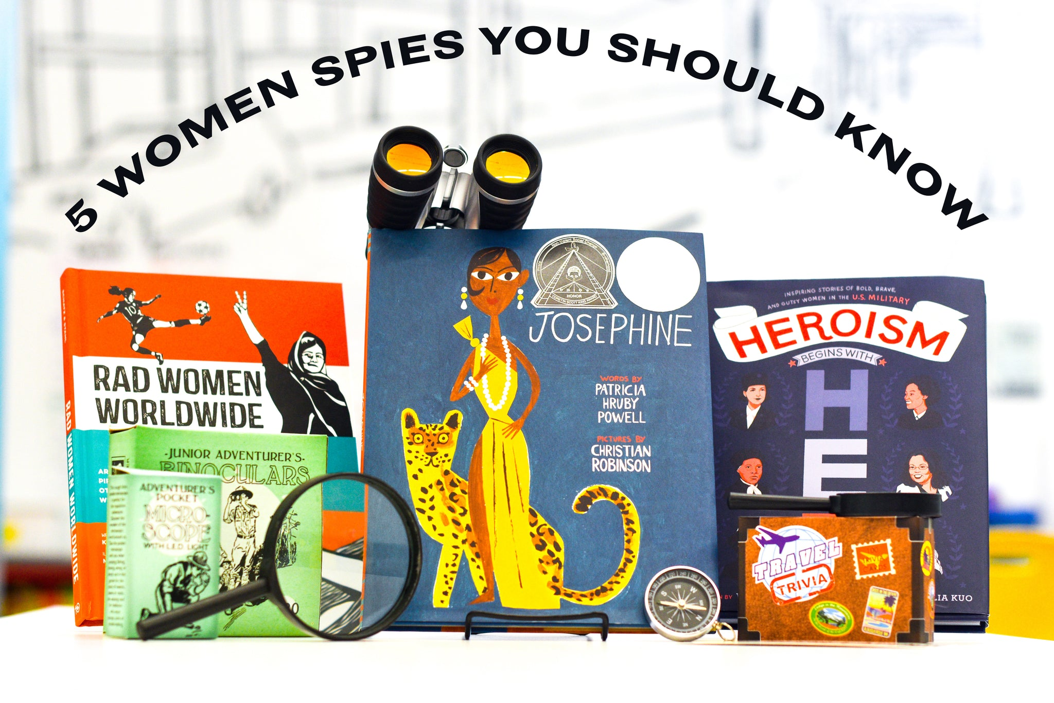5 Women Spies You Should Know