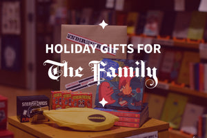2019 Holiday Gift Guide: for the Family