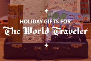 2019 Holiday Gift Guide: for the World Traveler