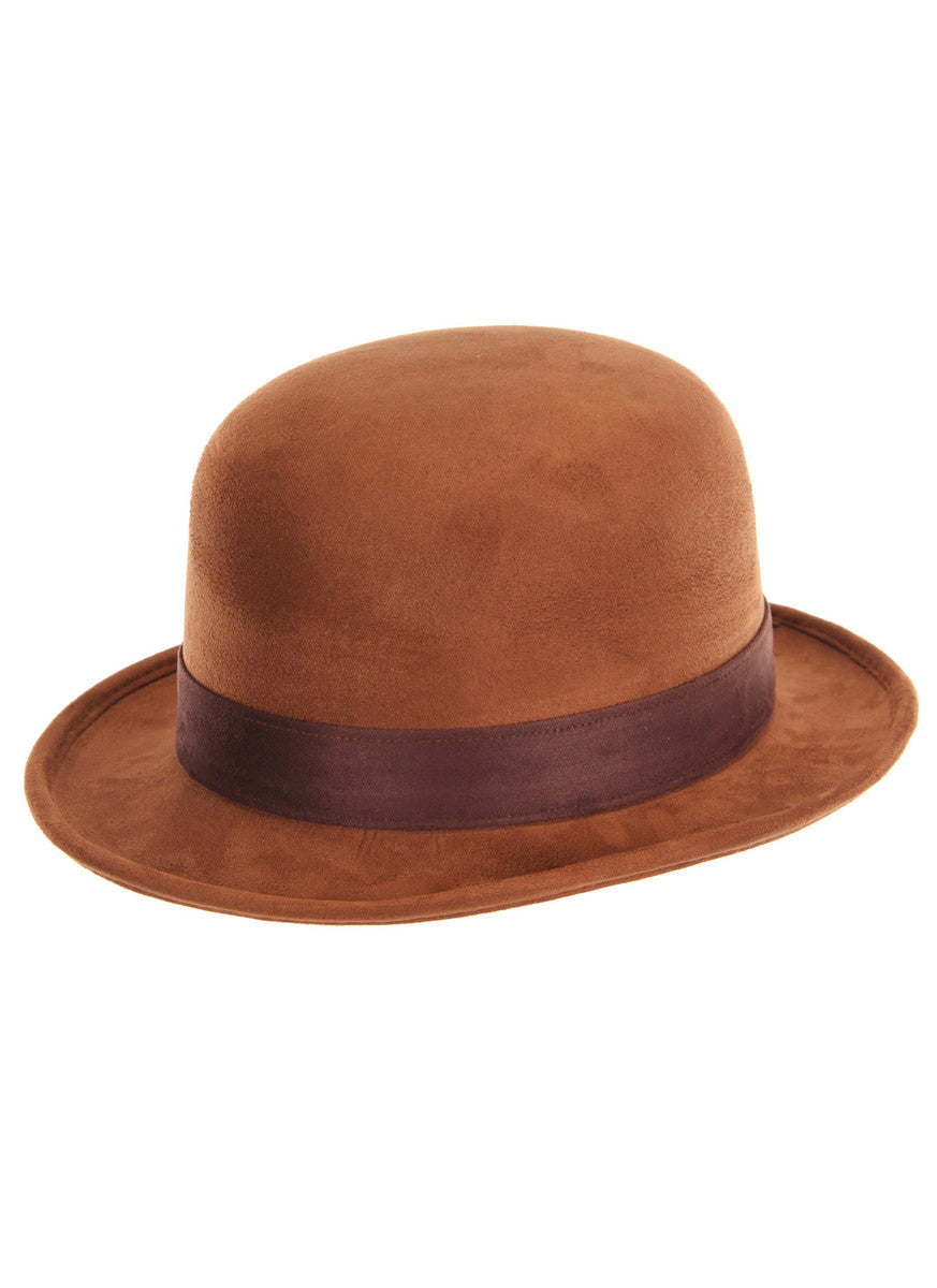 Bowler Hat: Brown