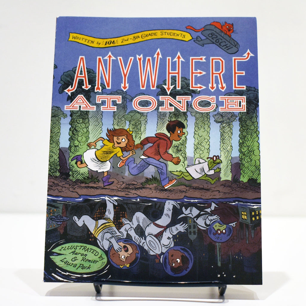 Anywhere At Once