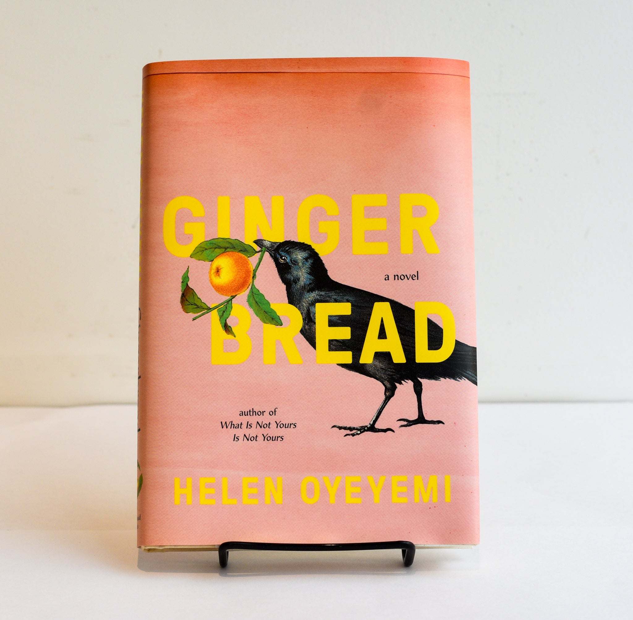 Gingerbread by Helen Oyeyemi (YA)