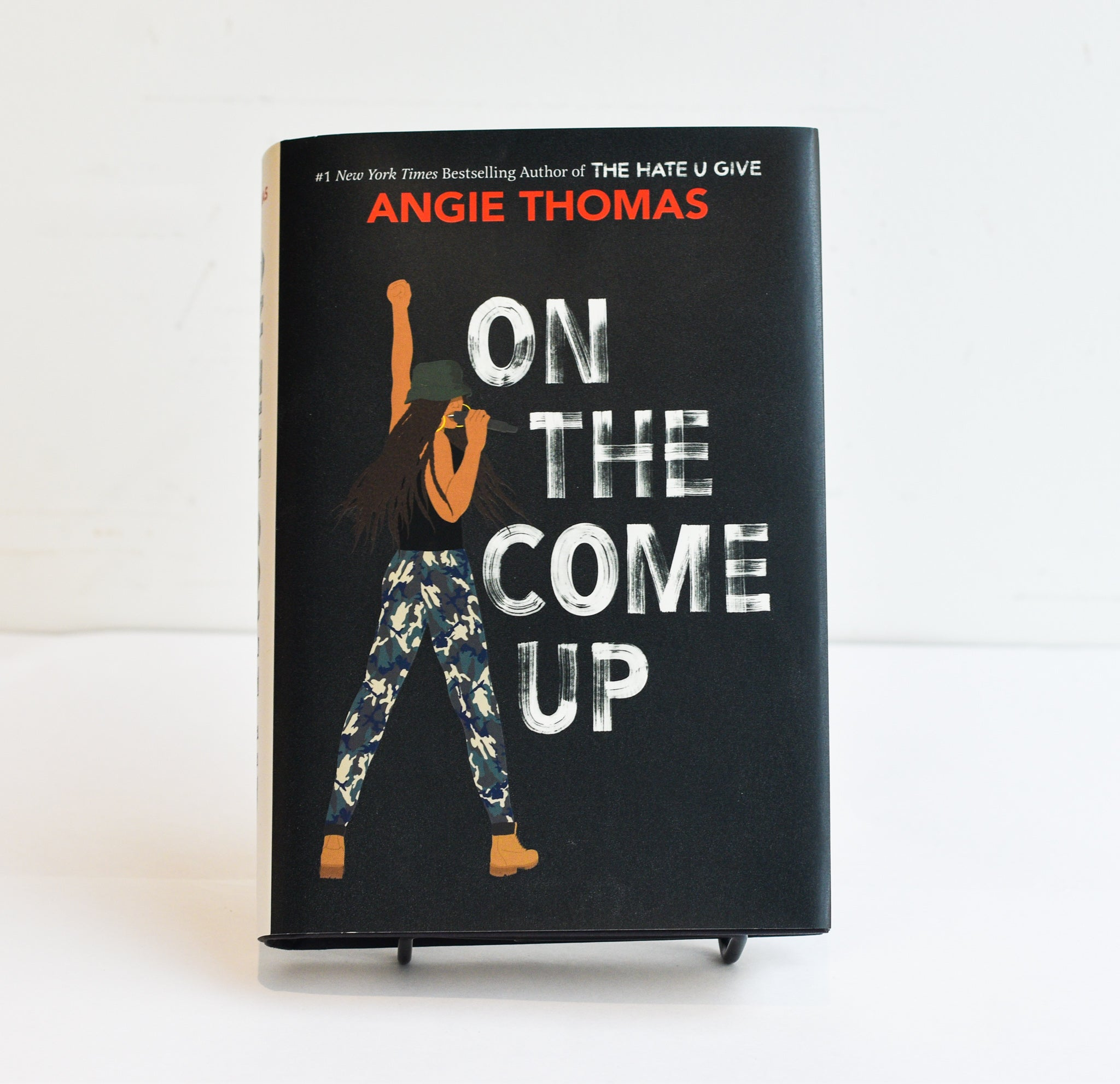 On The Come Up by Angie Thomas (YA)