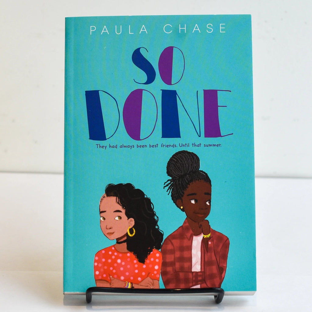 So Done by Paula Chase (YA)