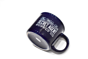 Secret Agent Supply Campfire Mug