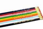 Secret Agent Supply Pencil Pack