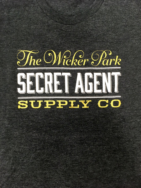 Secret Agent Supply T-Shirt