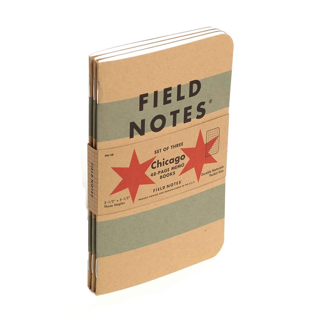 Chicago Field Notes