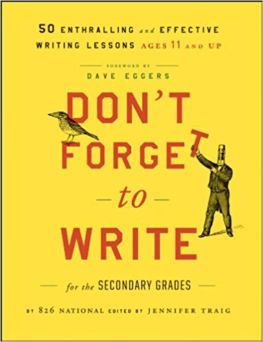 Don't Forget to Write for the Secondary Grades