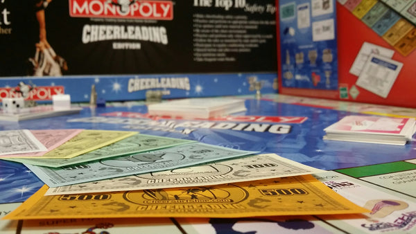 Official MONOPOLY Cheerleading Edition - U GOT SPIRIT