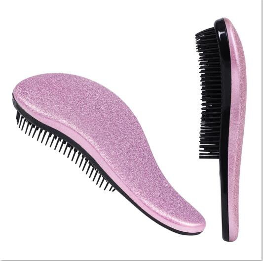 1pc Magic Handle Tangle Detangling Comb for hair  Shower Hair Brush Salon Styling Tamer Tool Hot Selling New Quality